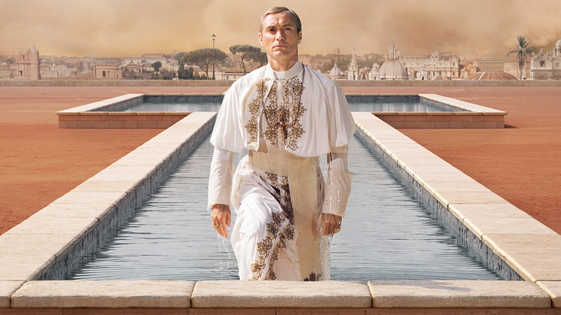 4. The Young Pope -