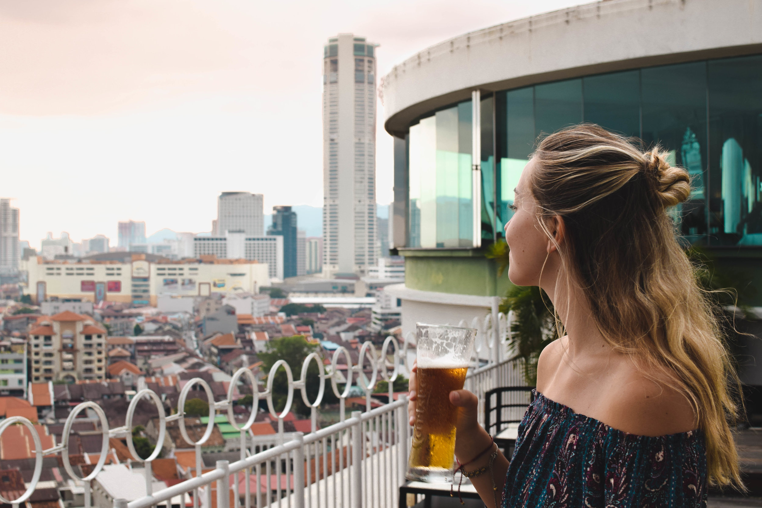 Brew with a view.