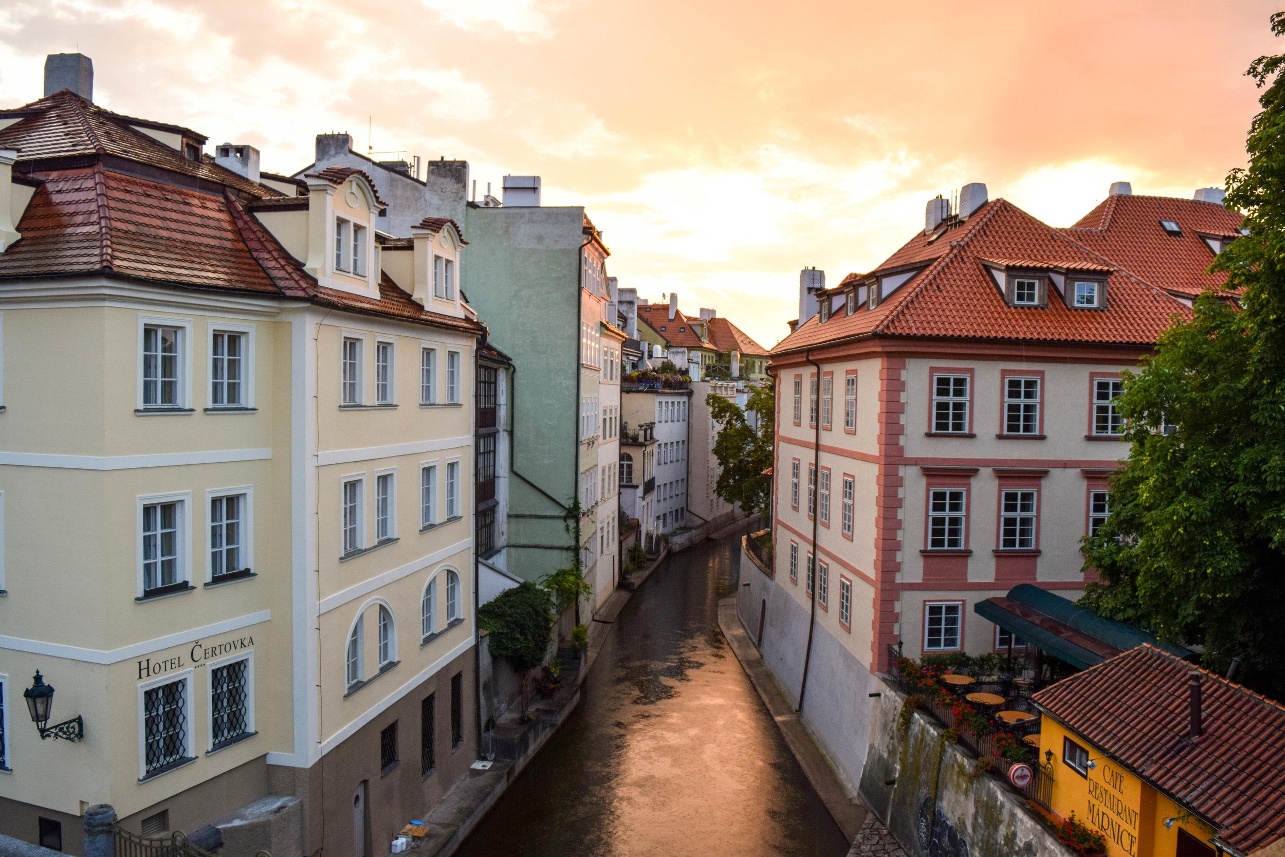 10. Prague -