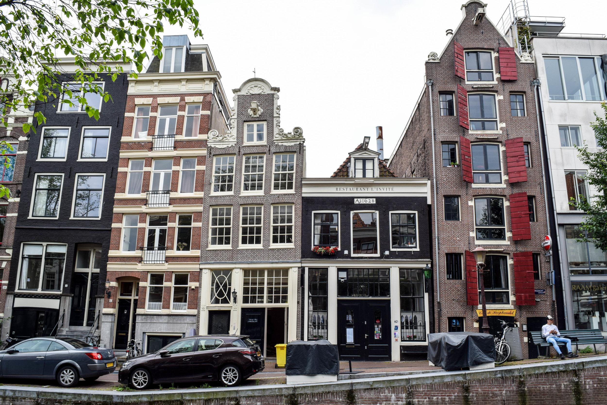 9. Amsterdam -