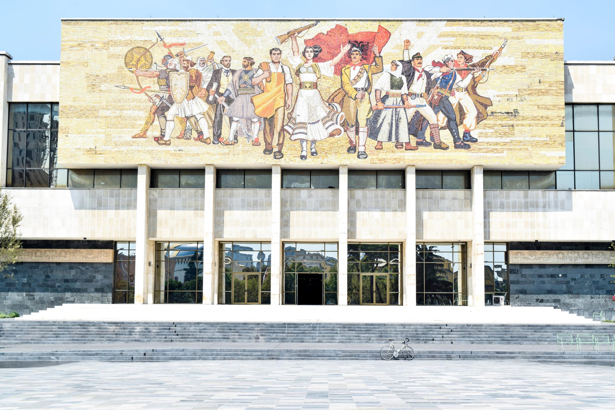 7. Tirana -