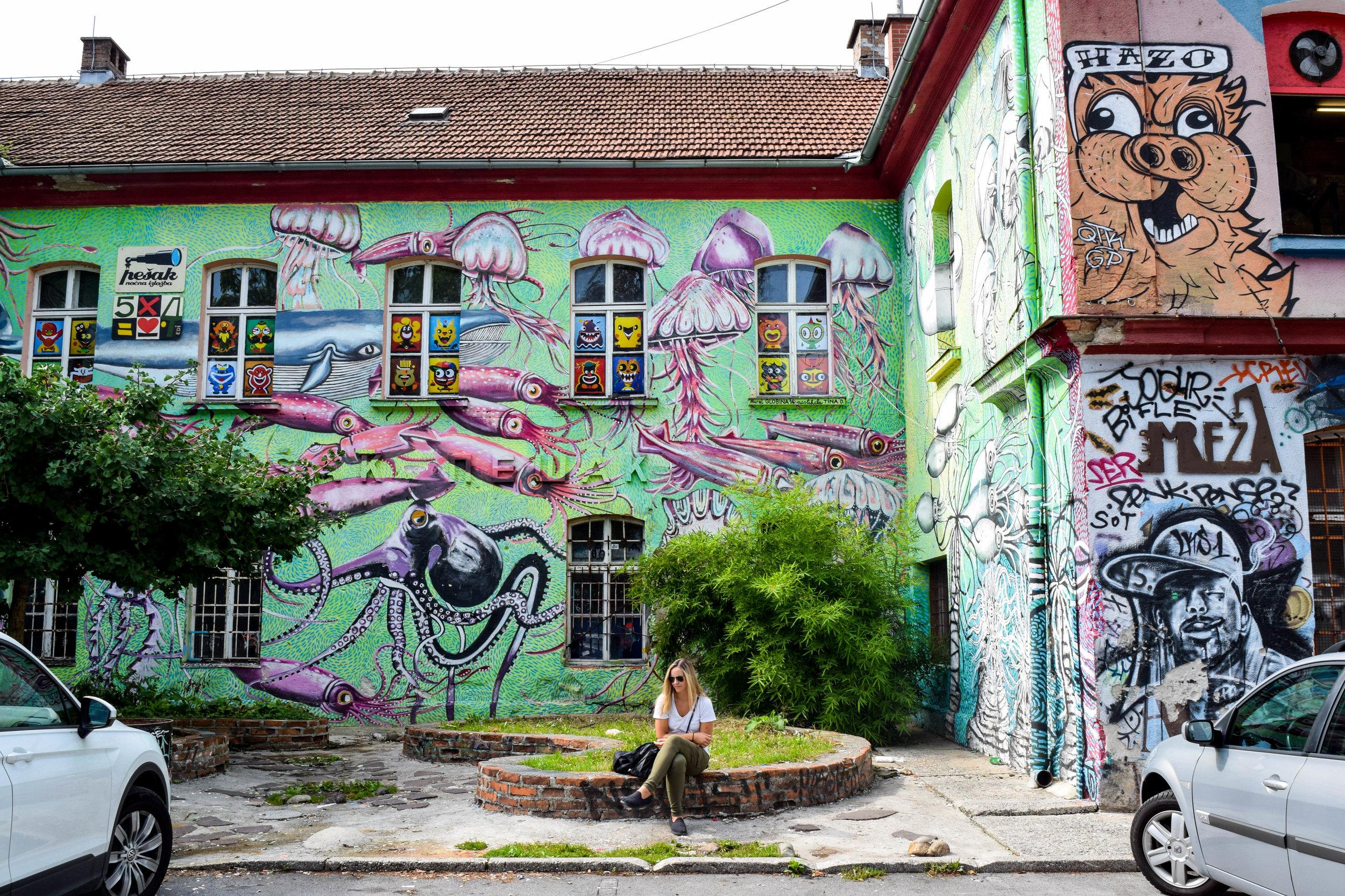 5. Ljubljana -
