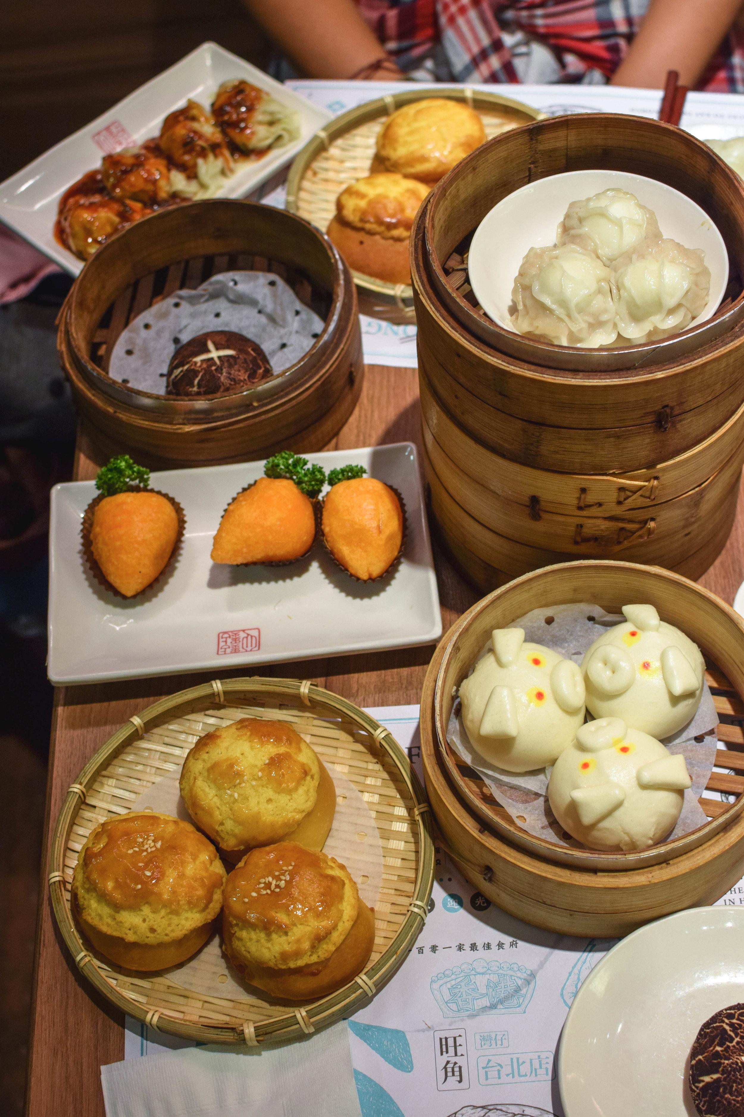 DimDimSum dumpling heaven.