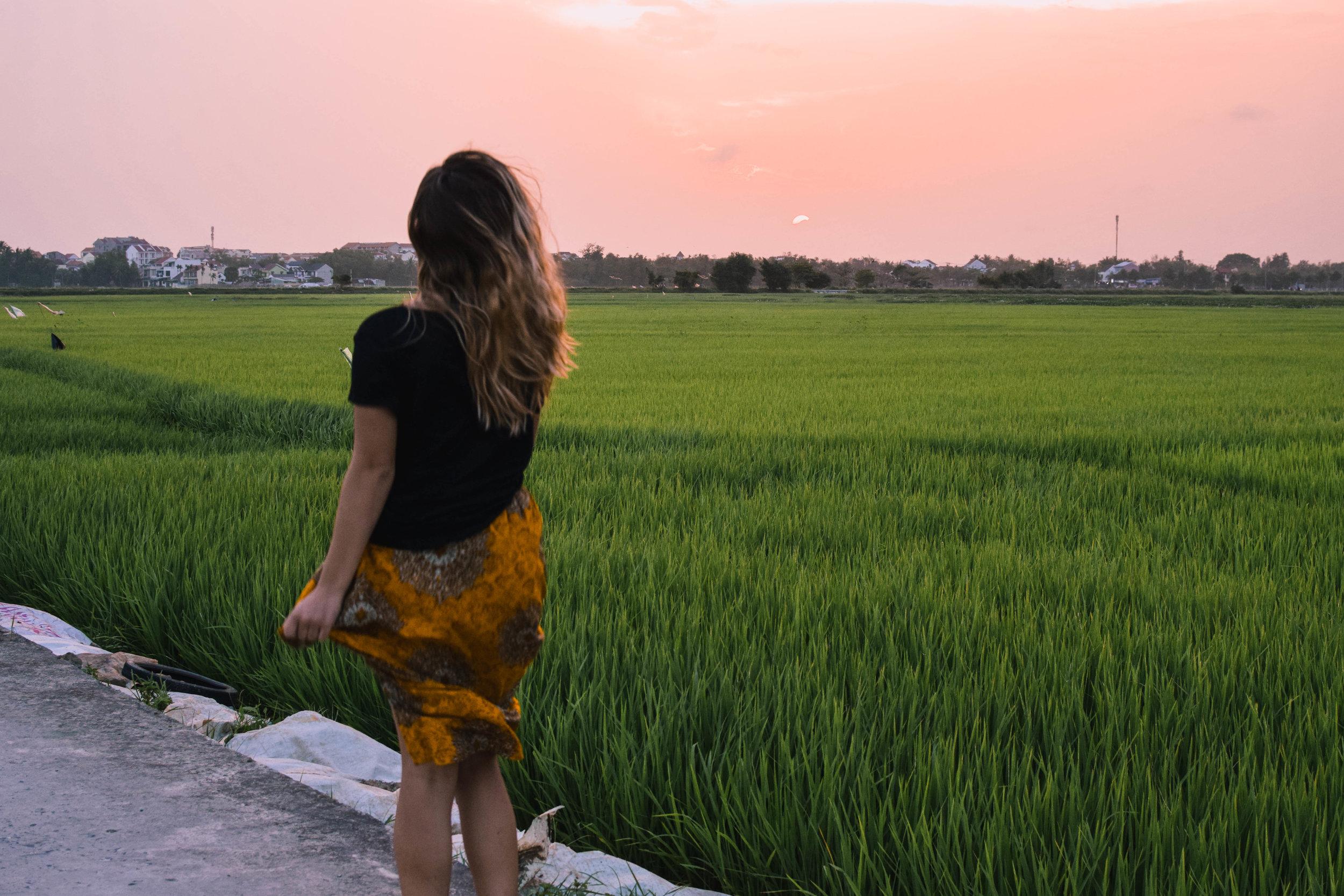 Goodbye, Hoi An sunsets!