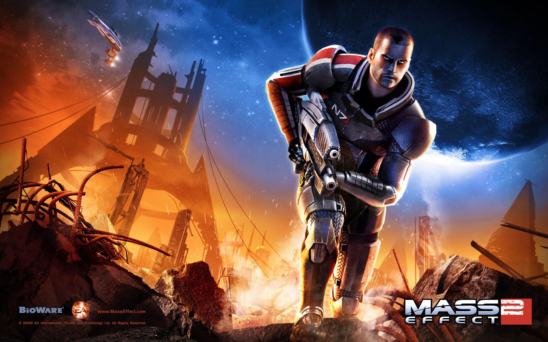 9. Mass Effect 2 -