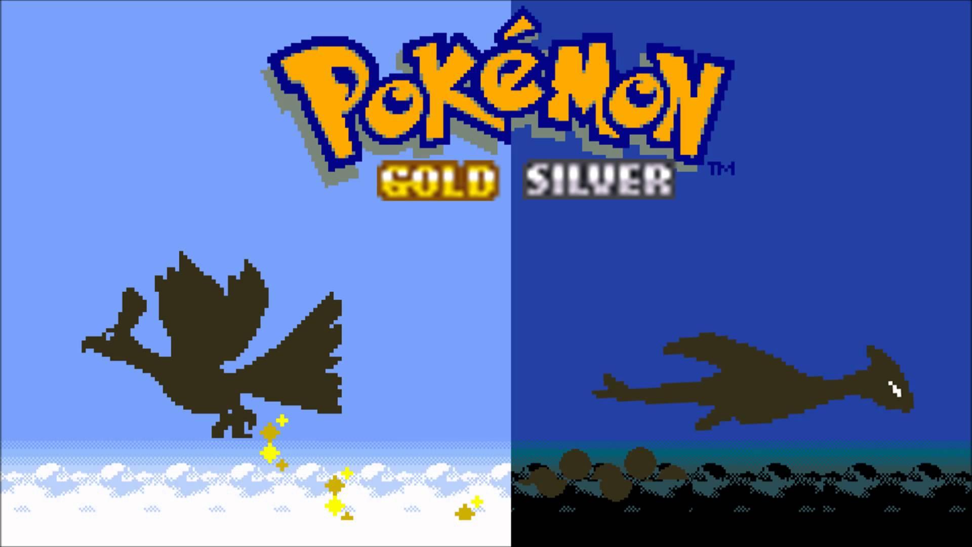 6. Pokémon Gold/Silver/Crystal -