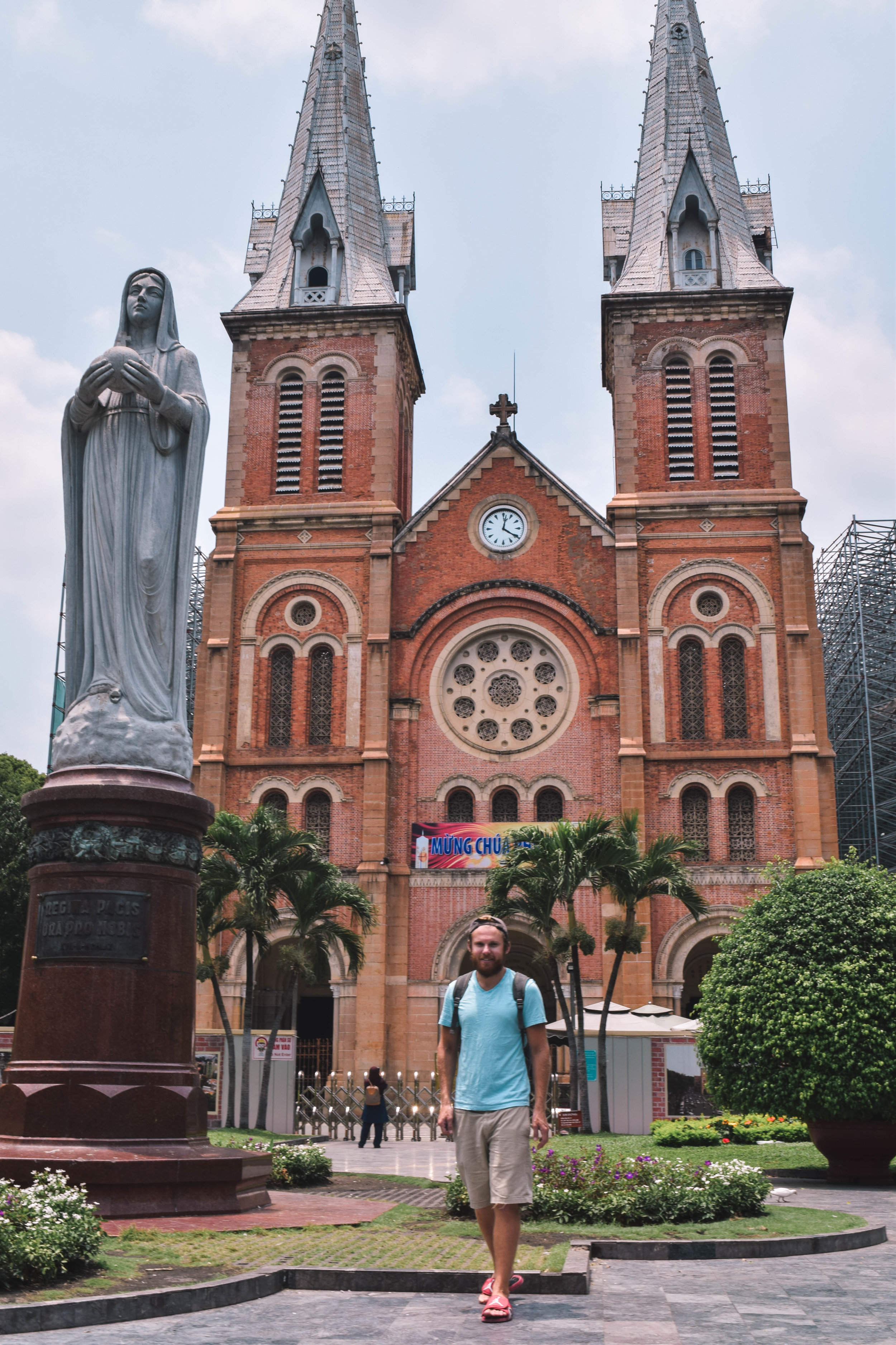 Notre Dame de Saigon. Wait, what?