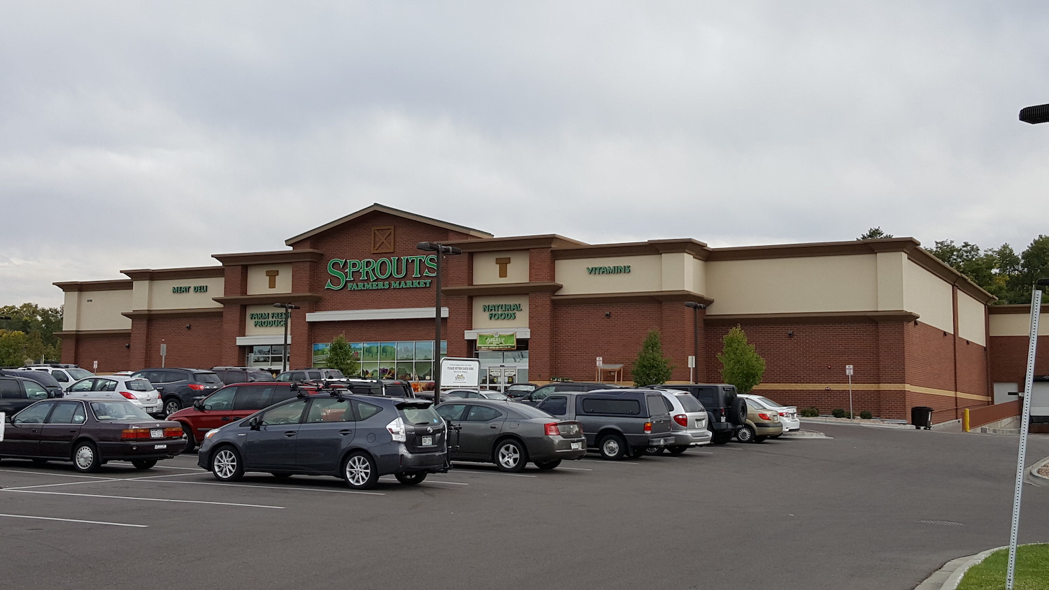 Sprouts (Kipling Street) - Wheat Ridge, CO*