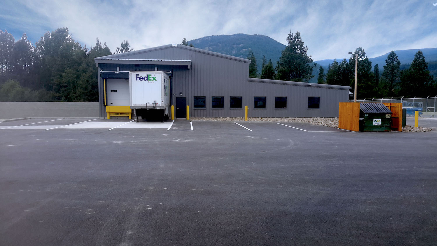 FedEx Ground - Ponderay, ID*