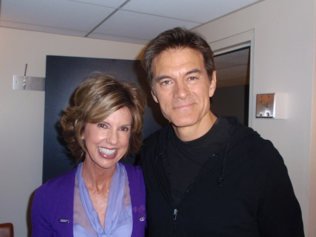 Pancreatic Cancer Survivor Laurie MacCaskill Featured in Dr. Oz Interview
