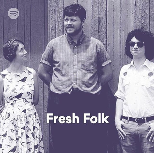Thanks @spotify for including our latest single 🔥Fire Starter🔥 on the Fresh Folk playlist. Give it a listen if you haven't already. We're so happy to be bringing new music to you! Keep your eyes peeled for more soon 👀 - - - #honeysuckle #honeysuckleband #firestarter #newsingle #newmusic #newrelease #spotify #antifragile #antifragilemusic