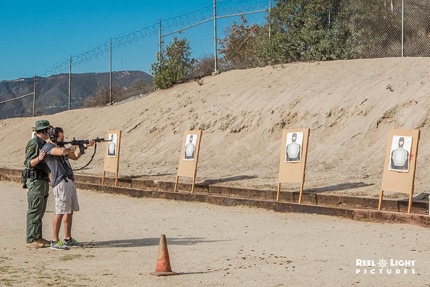 GPD ~ Community Academy ~ Shooting range
