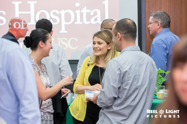 Glendale Chamber of Commerce ~ USC Verdugo Hills Hospital mixer