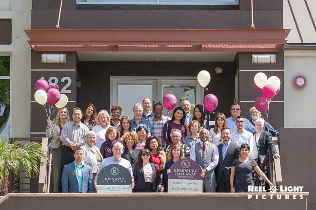 Berkshire Hathaway Golden launch