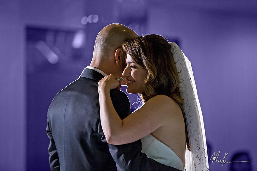 Yeghia and Nurista's wedding