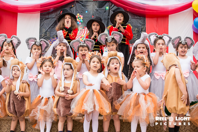 SMACS Pre-K Greatest Show On Earth