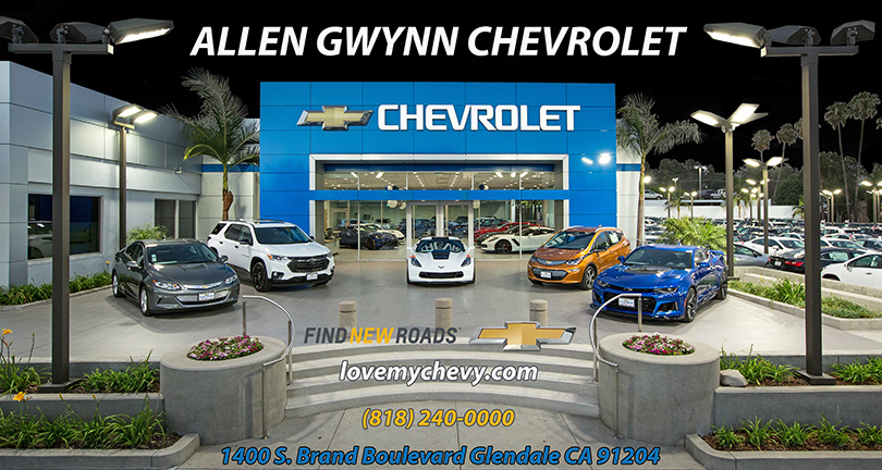 Allen Gwynn Chevy advertisement