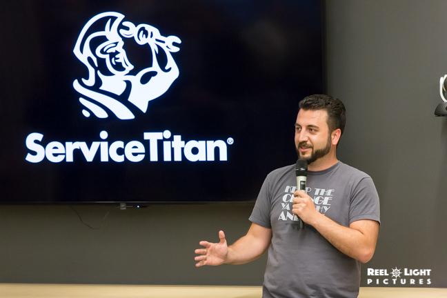 Service Titan founder Vahe Kuzoyan speaks of his and his companies origins.