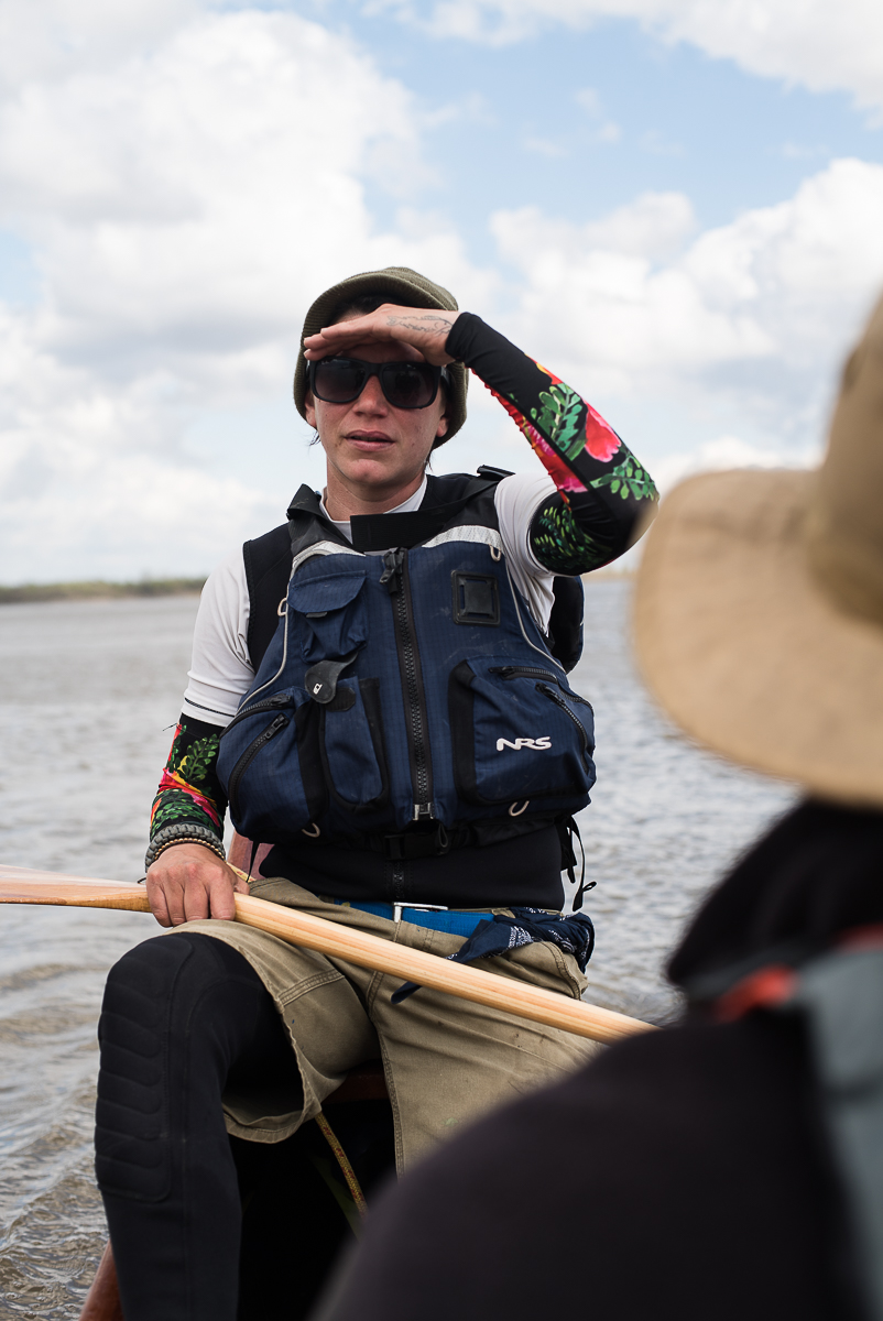 LENA VON MACHUI, Expedition First Mate - Quapaw Canoe Company first mate and secretary!