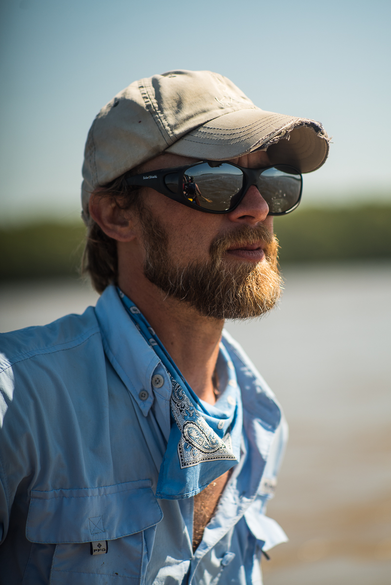 Adam Elliott, Quapaw Natchez Support Guide - Guide and owner of Quapaw Natchez Canoe Company, based out of Natchez, Miss. Guided from Greenville to Natchez.