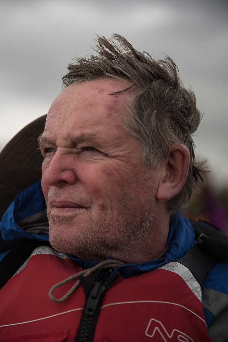 Tony Long, a Brit living in Belgium, passionate pro-European, seasoned traveller and life-long environmental campaigner and political activist; on expedition for one week, departed Chester, IL.