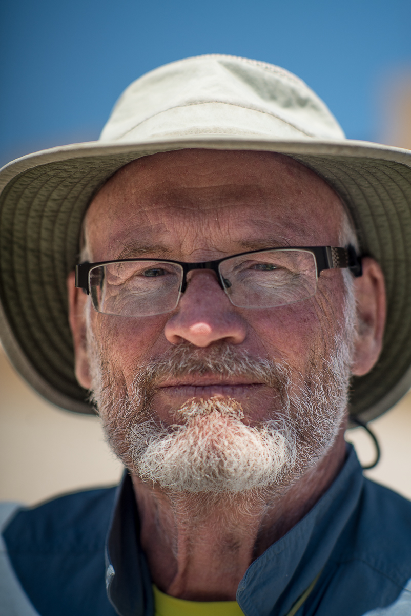 Dennis Van Norman is 73, and over the span of the past decade, aims to complete the entire length of the Mississippi River in his 17' sea kayak. Hailing from St. Paul, Minnesota, his career flourished in Human Resources, but excels in the newest offshoot: Humor Resources.