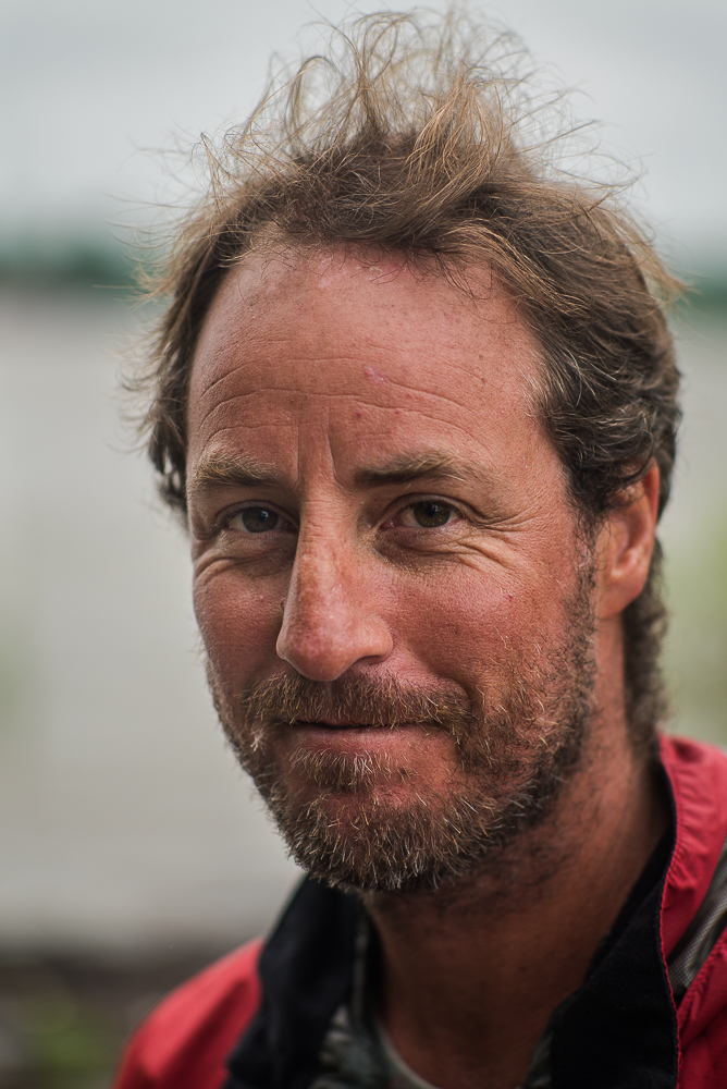 ANDY McLEAN, Expedition Adventurer - From New Zealand, living in London. Explorer and adventurer on the expedition.