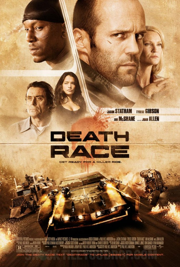 Death Race: Trailer