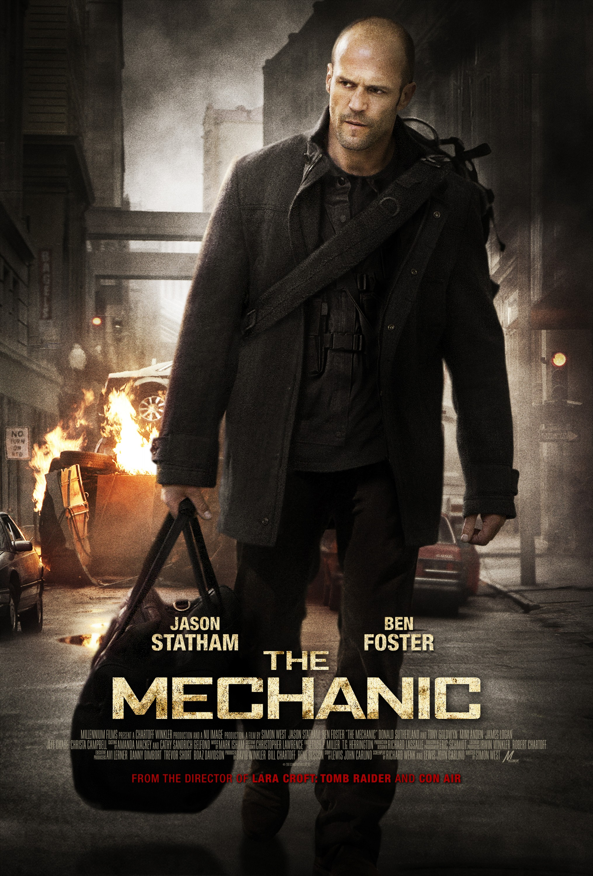 The Mechanic Trailer