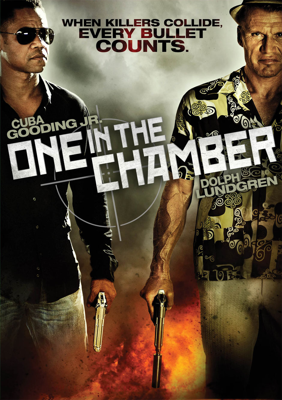 One In The Chamber Original Score