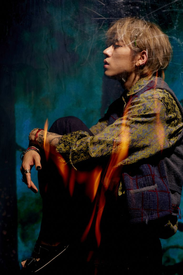 "Zico's first solo tour - ""King of the Zungle"" - (킹 오브 더 정글 투어)"