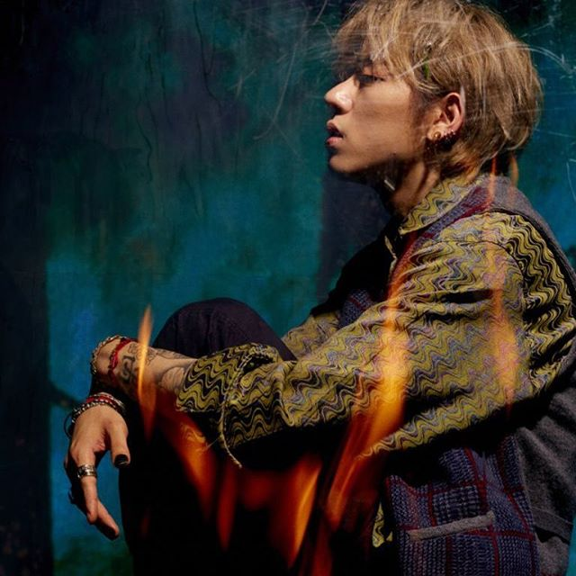 Tonight Zico will play in London and we will be there! Send a DM if you want to meet with us! . . . #kpop #zico #o2 #o2empire #zutter #kingofthezungle #sheperdsbush #concert