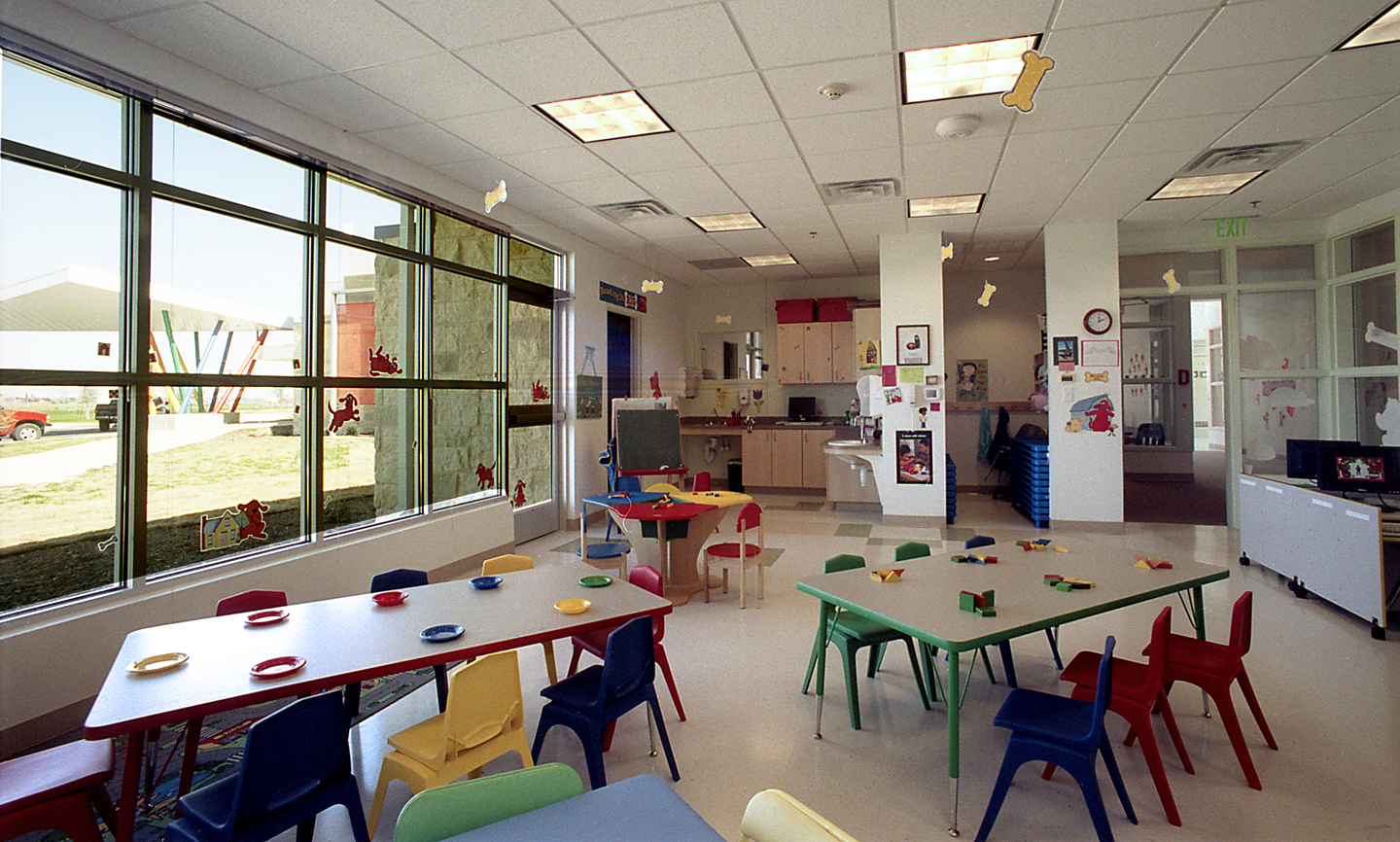 WACO CHILD CARE CENTER