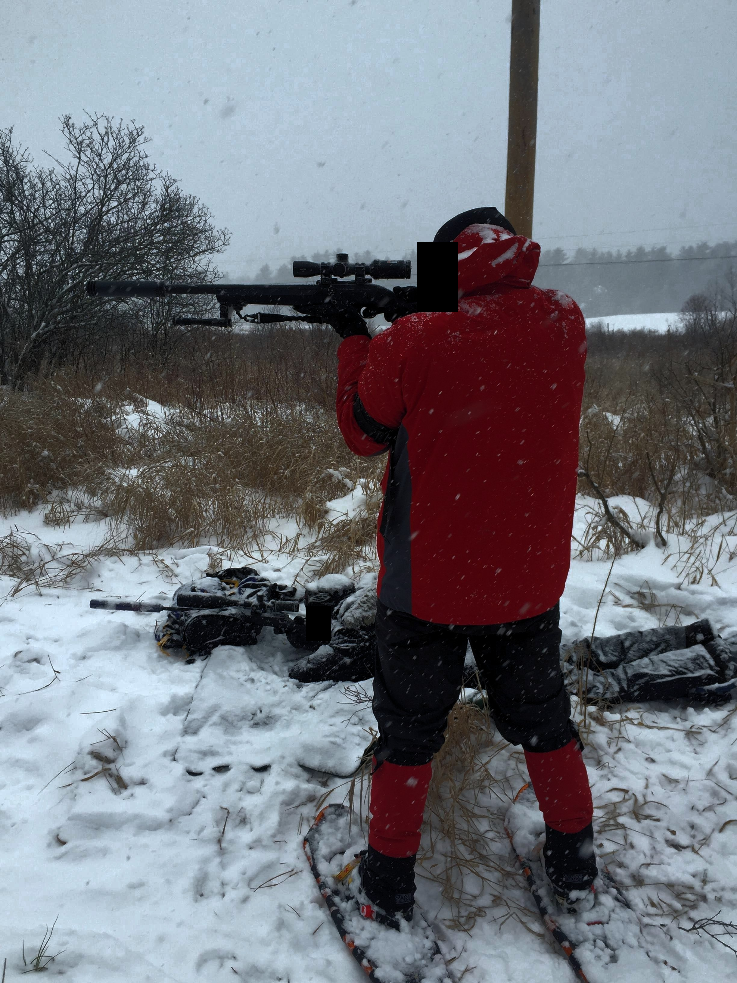 What did you think we were kidding when we said we were serious about precision shooting?