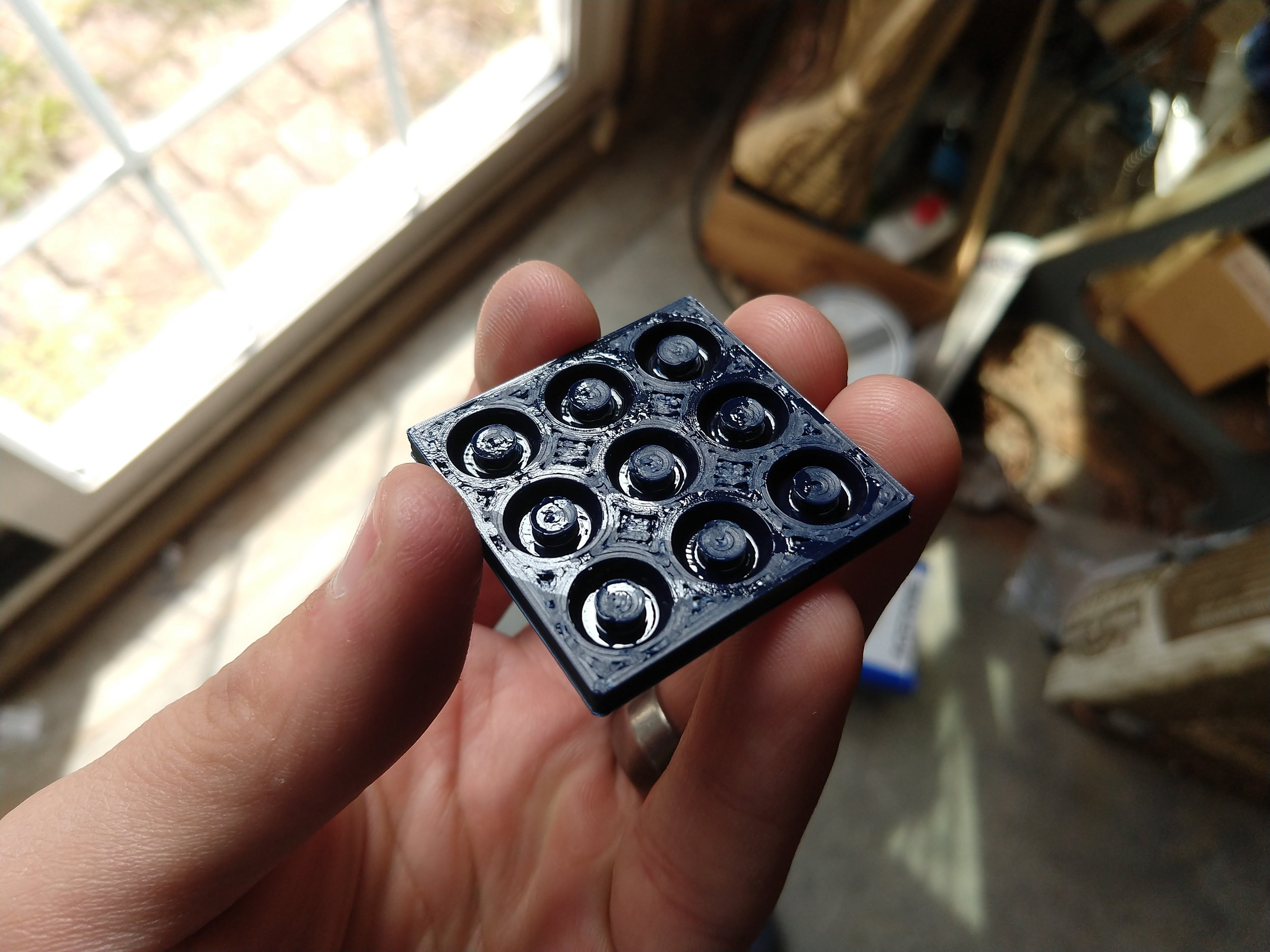 A 3D printed mould. There is no way this could possibly work…… could it?