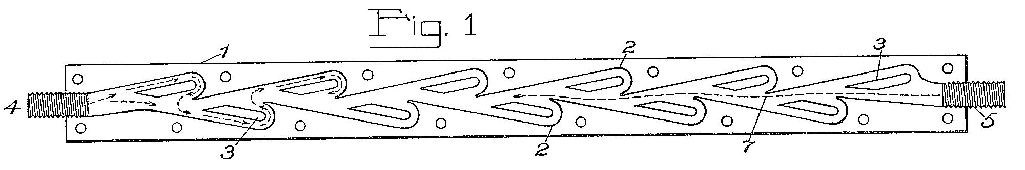 Original Tesla Fluid Valve patent ref.  en.wikipedia.org/wiki/Tesla_valve