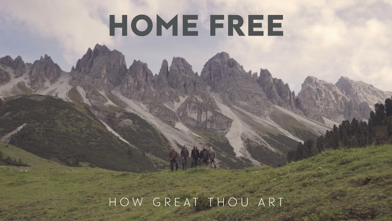 How Great Thou Art DARREN RUST Produced/Recorded/Arranged/Mixed