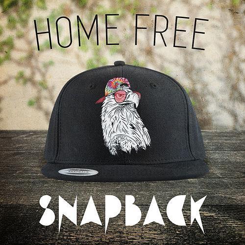 Snapback DARREN RUST Produced/Recorded/Arranged/Mixed