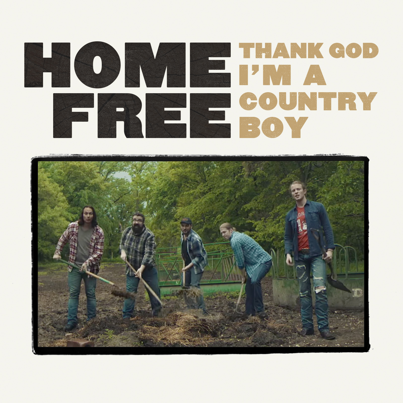 Thank God I'm a Country Boy DARREN RUST Produced/Recorded/Arranged/Mixed