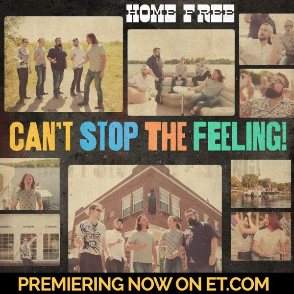 Can't Stop the Feeling DARREN RUST Produced/Recorded/Arranged/Mixed