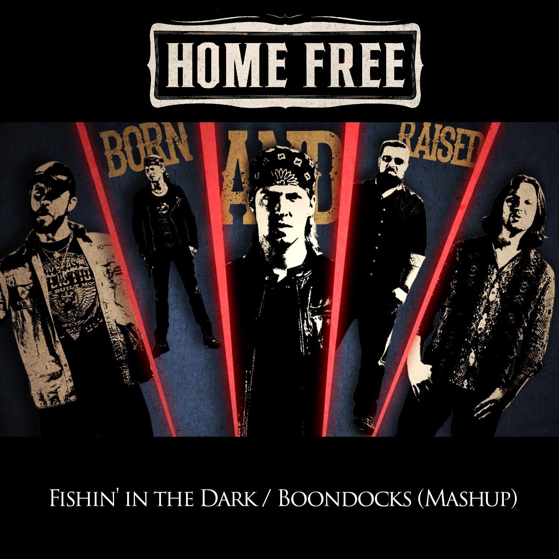 Fishin' in the Dark / Boondocks (Mashup) DARREN RUST Co-Produced/Recorded