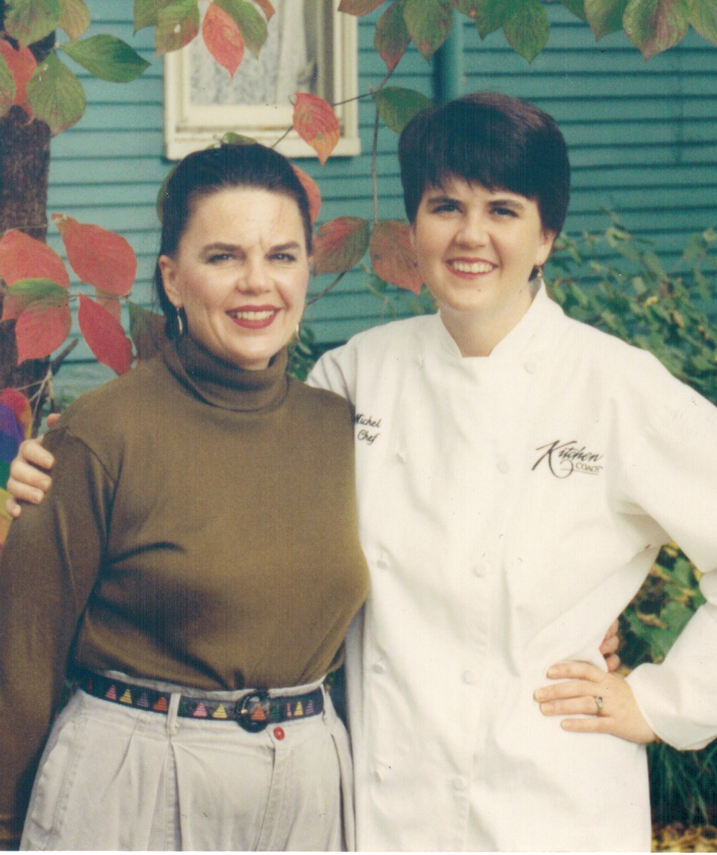 Pam Sexton and her daughter, Ouita Michel