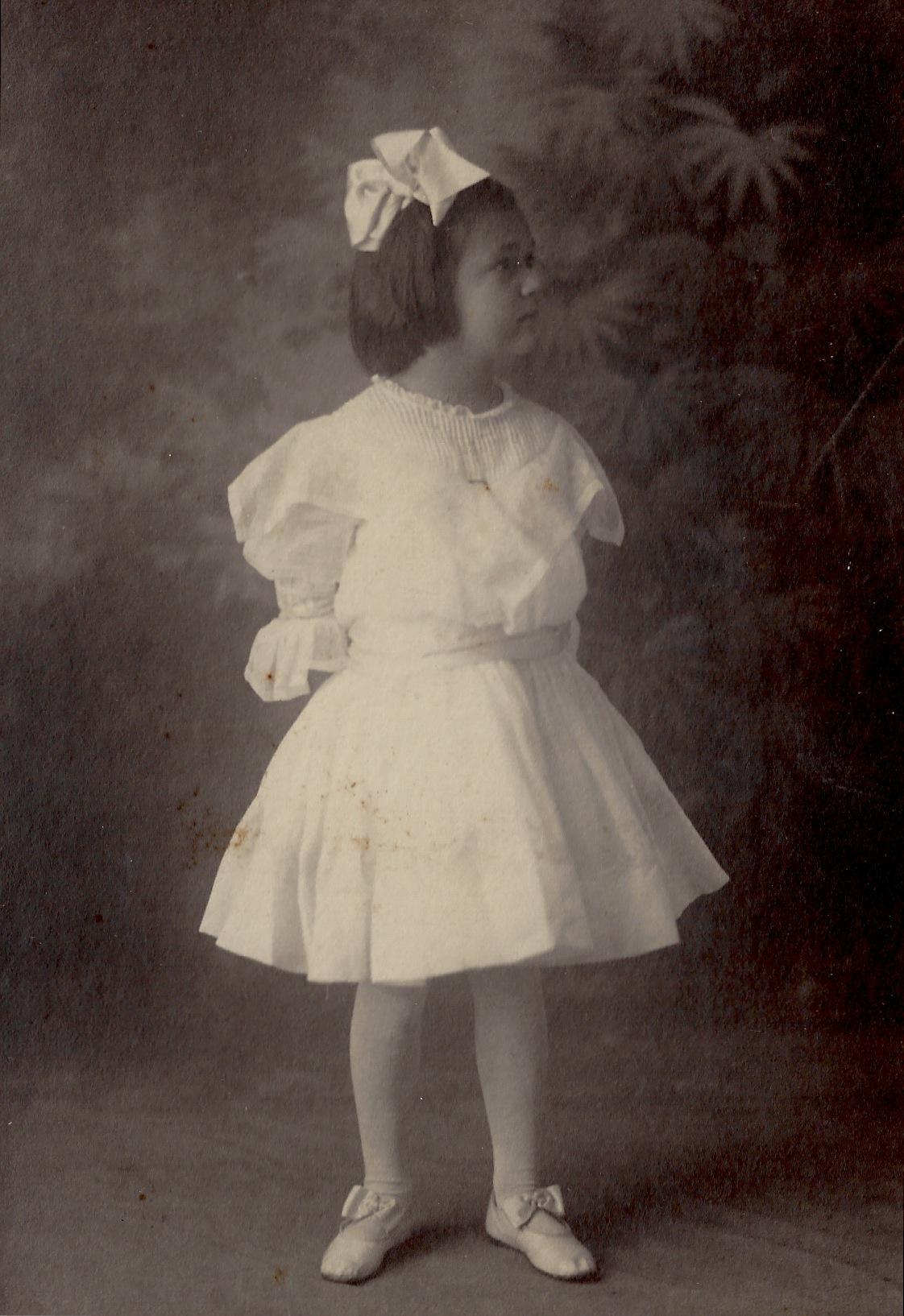 Honeywood Parrish Rouse, ca. 1905