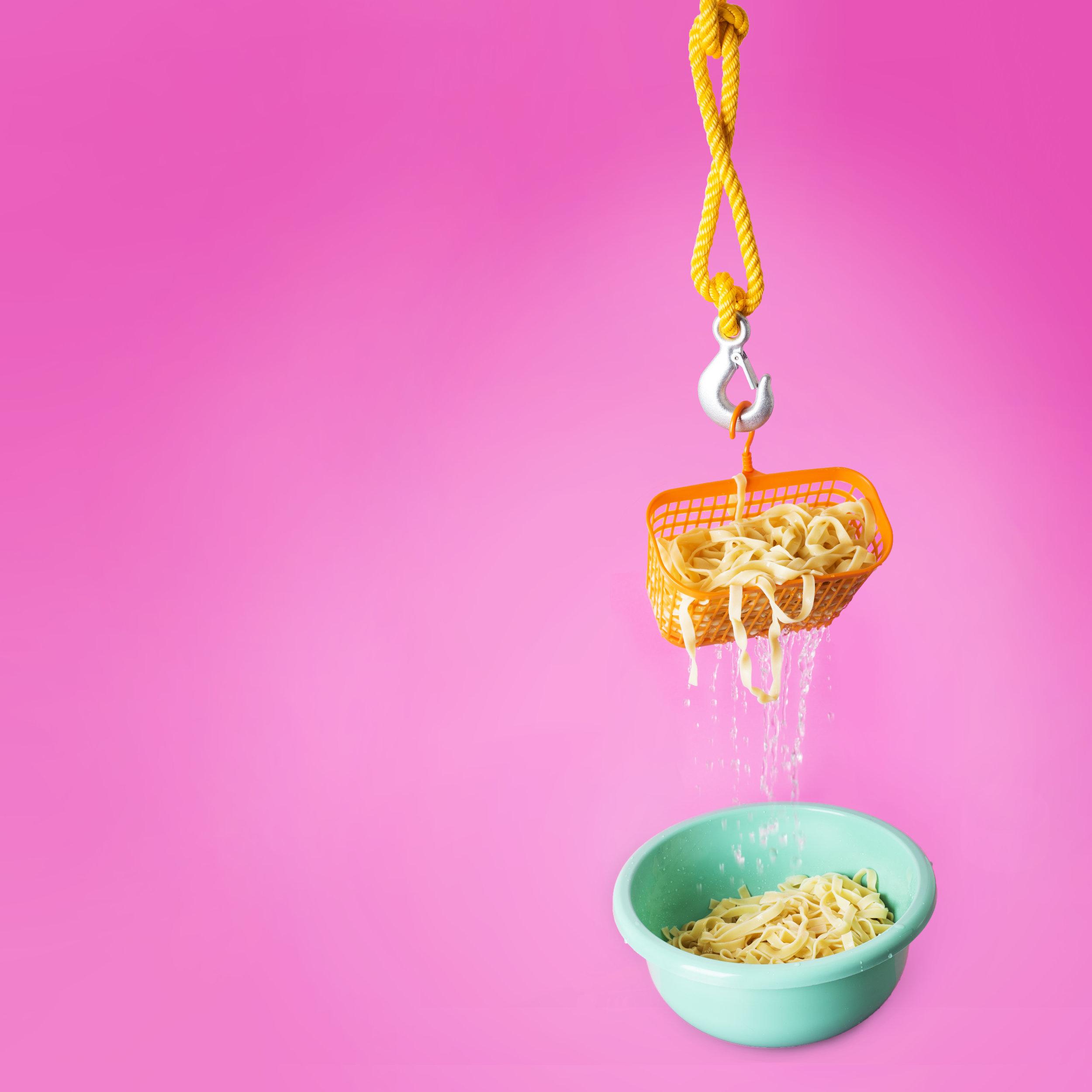 February 7th - Fettuccini Alfredo Day