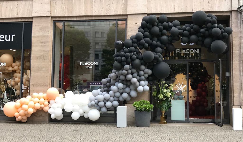Flaconi Store - Opening Event