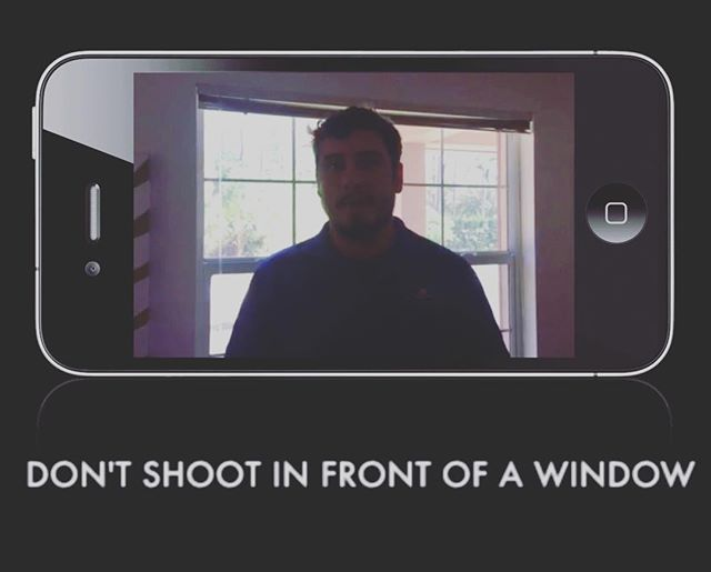 Click the link in bio for some dos and don'ts when it comes to shooting videos with your cell phone.📱😎👍