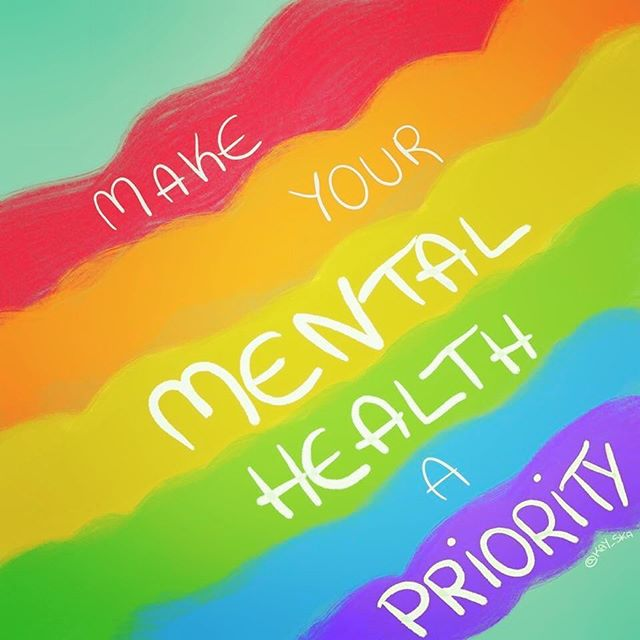 Mental health care is health care.  What have you done to take care of yourself today? #WorldMentalHealthDay