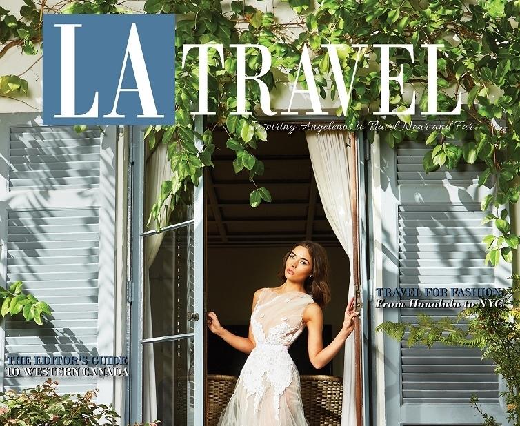 LA TRAVEL -  A Wellness Escape to Santa Barbara