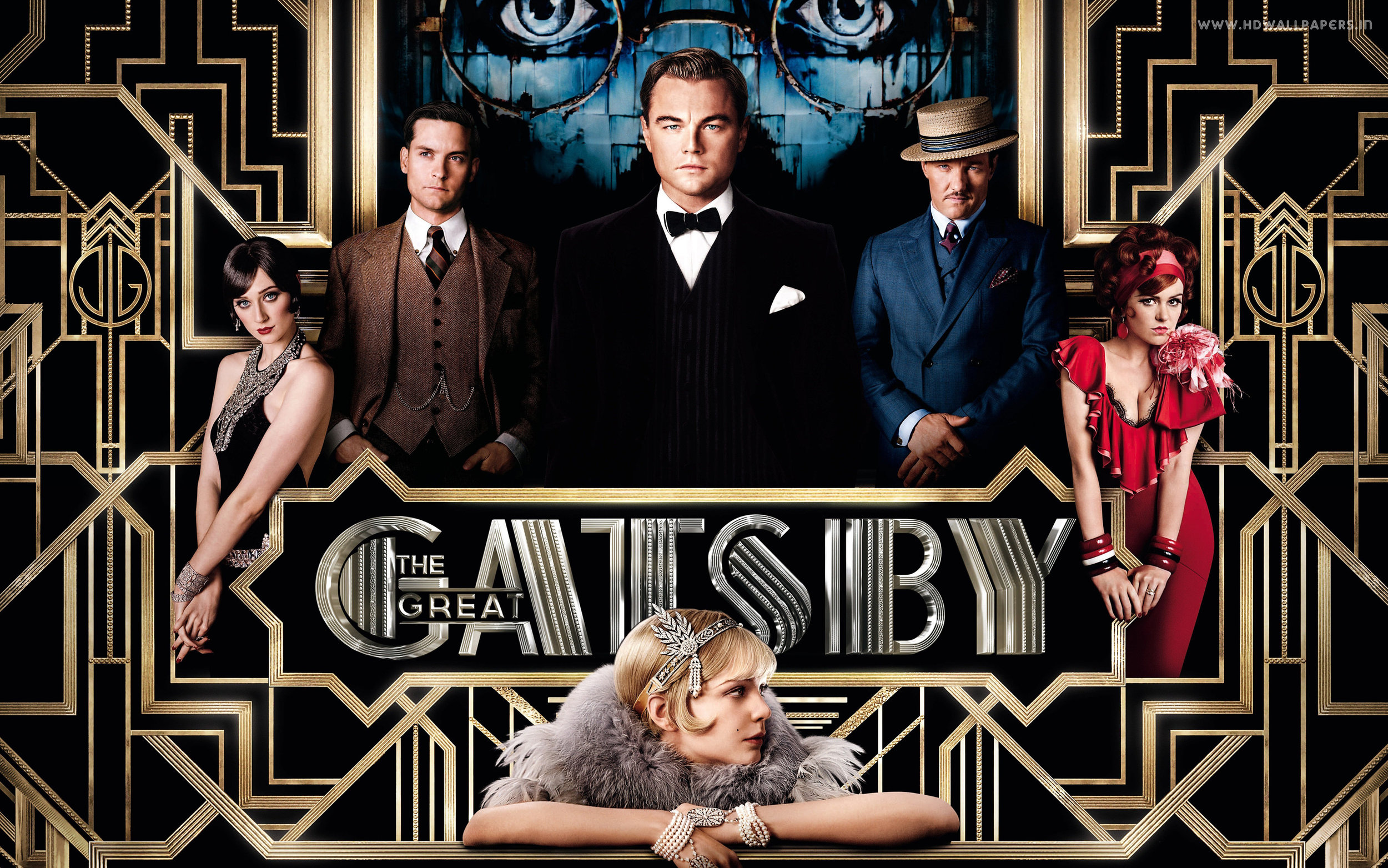 The Great Gatsby(2013)    Won: Best Costume Design    Won: Best Production Design