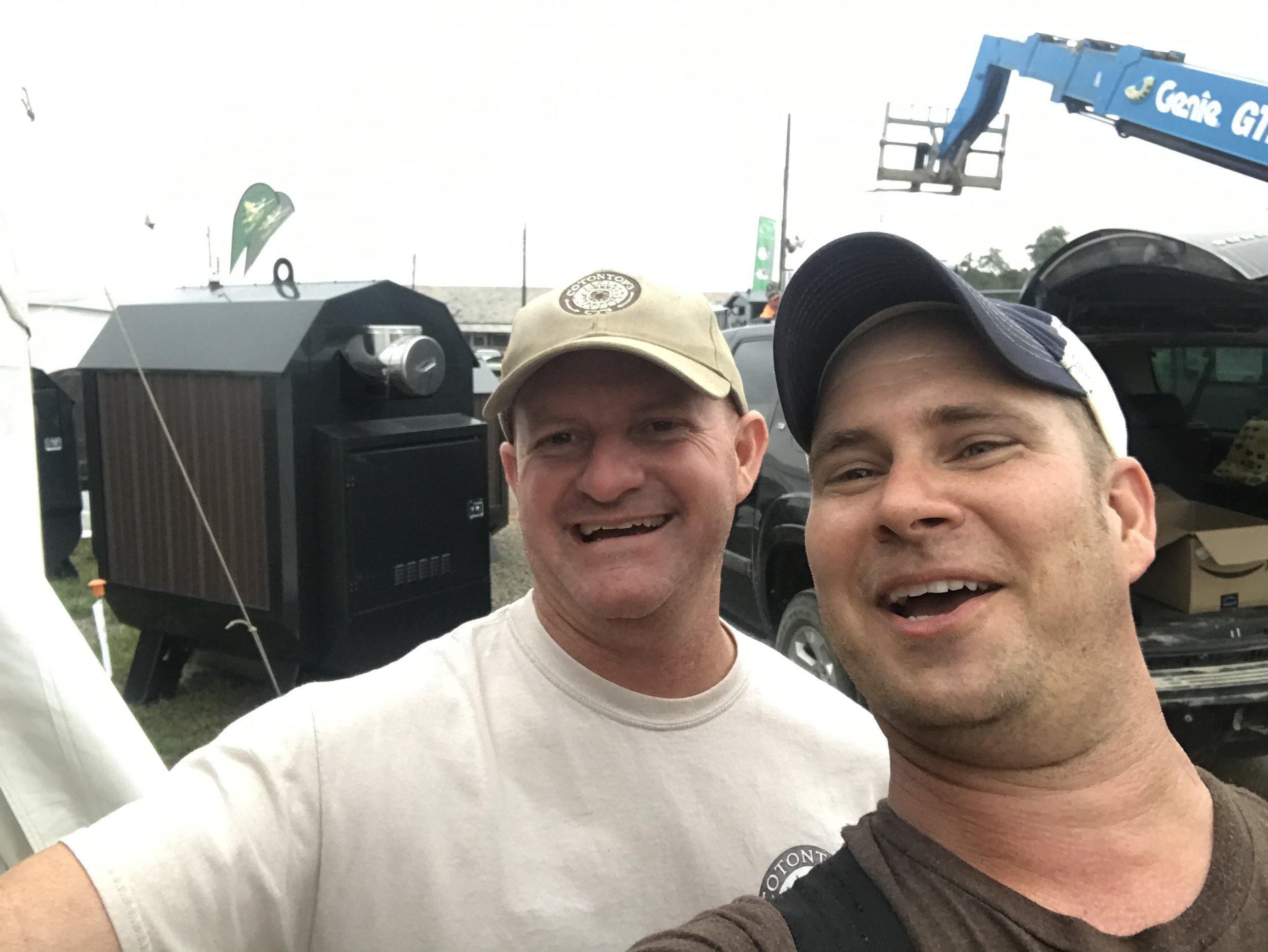 Selfie with Cotontop3